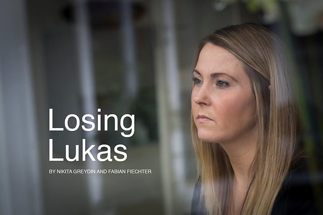 Losing Lukas | DMJX
