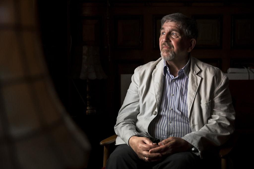 WALTER VON LUCADOU  |  PARAPSYCHOLOGIST